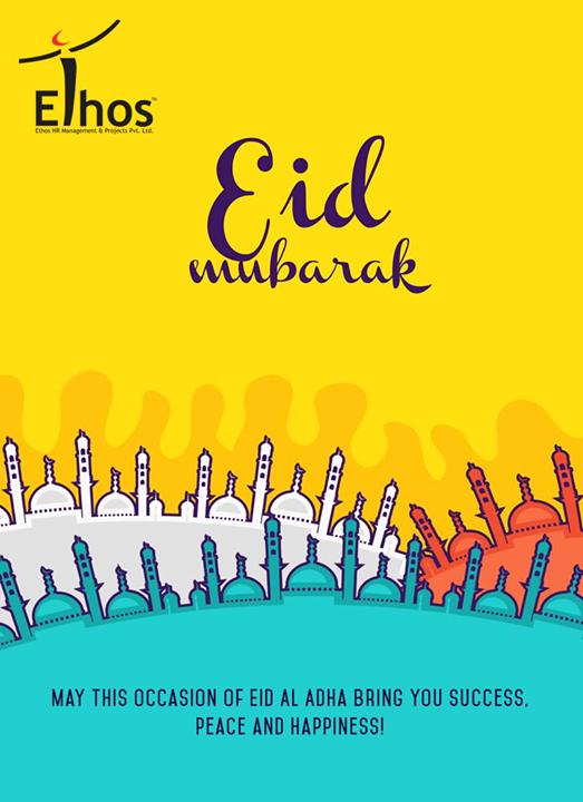 Wishing you and your family a happy and blessed #EidAlAdha  #EidMubarak #EthosIndia #Ahmedabad #EthosHR #Recruitment #Jobs