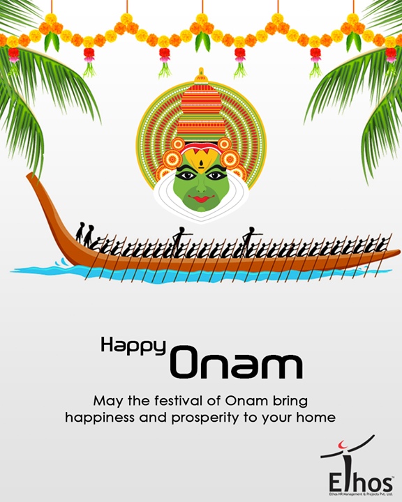 Ethos India,  Onam, HappyOnam, EthosIndia, Ahmedabad, EthosHR, Recruitment, Jobs
