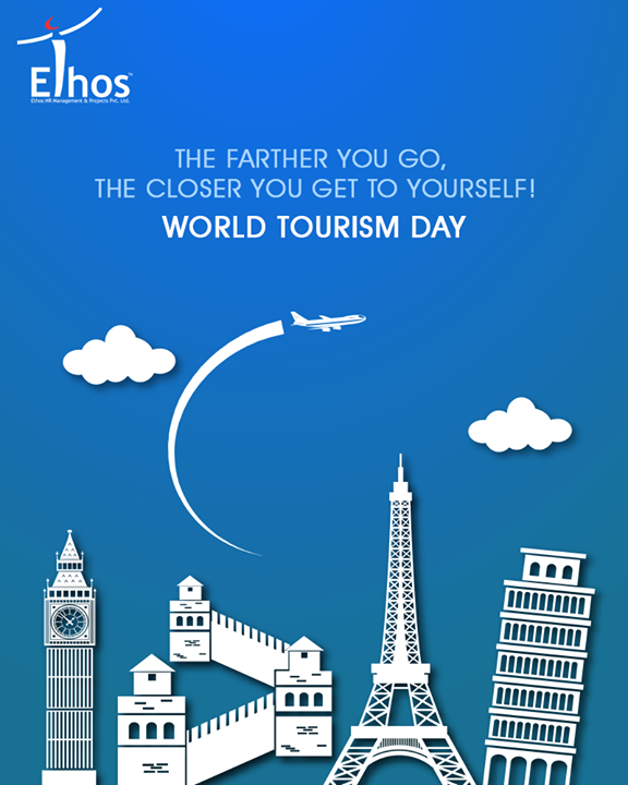 So stop dreaming & start planning  #WorldTourismDay #TourismDay2017 #TourismDay #EthosIndia #Ahmedabad #EthosHR #Recruitment #Jobs