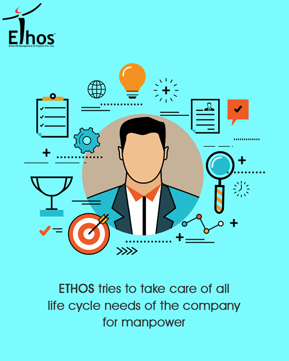 Ethos India tries to take care of all life cycle needs of the company for manpower augmentation in various modes related to continuous or seasonal nature by providing administrative, technical or project based professionals wide an outsourced model. We offer strategic outsourcing solutions that give you intellectual capital which may not be available in-house.  #Careers #EthosIndia #Ahmedabad #EthosHR #Recruitment #Jobs #Change