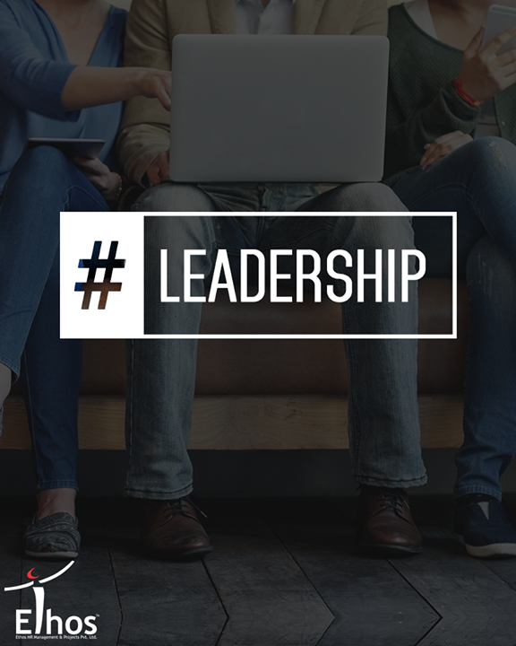 #Leadership is not about being in charge. Leadership is taking care of those in your charge.  #EthosIndia #Ahmedabad #EthosHR #Recruitment #Jobs #Change