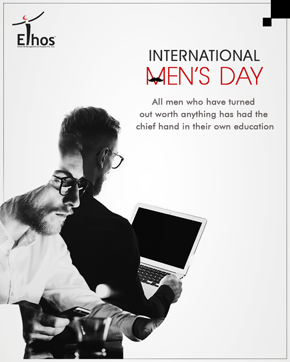 Ethos India,  InternationalMensDay, MensDay, MensDay17, MensDay19Nov, IMD, IMD2017, EthosIndia, Ahmedabad, EthosHR, Recruitment, Jobs, Change