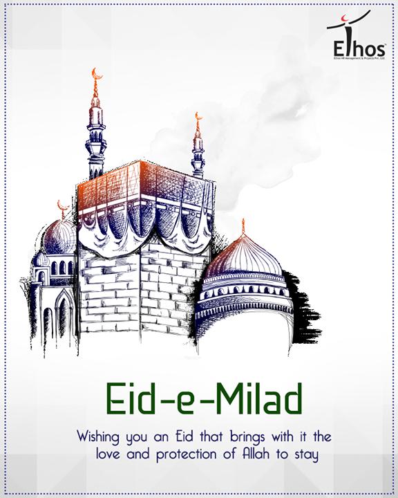 #EidMubarak from Ethos India  #HappyEidEMilad #EthosIndia #Ahmedabad #EthosHR #Recruitment #Jobs #Change