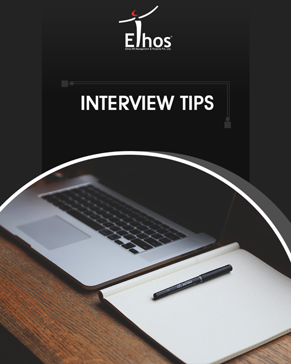 If your interview will be conducted over the phone, keep your resume and a list of talking points in front of you.  #EthosIndia #Ahmedabad #EthosHR #Recruitment #Jobs #Change