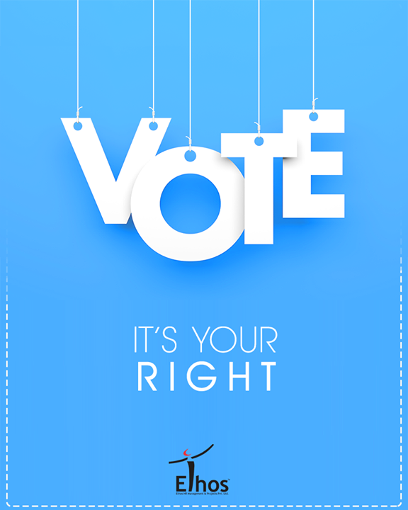 Vote! It's your right  #Gujarat #GujaratElection #GujaratElection2017 #Vote #EthosIndia #Ahmedabad #EthosHR #Recruitment #Jobs #Change