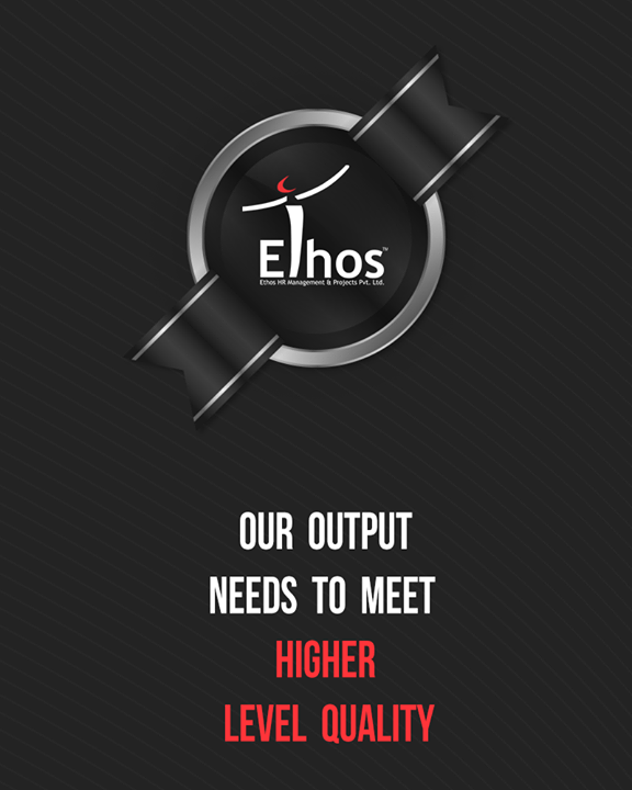 We should set objective without draining our self or burning out our talent pool.   #EthosIndia #Ahmedabad #EthosHR #Recruitment #Jobs #Change