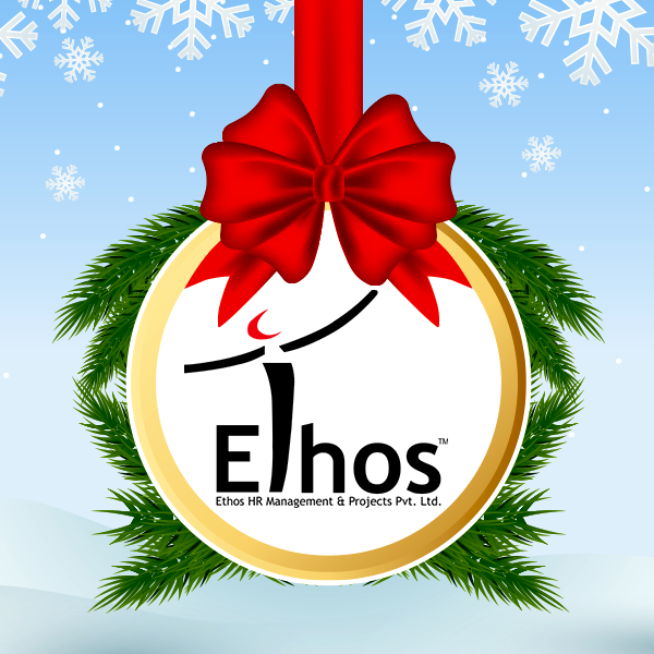 #Christmas #MerryChristmas #Christmas2017 #Festival #Cheers #EthosIndia #Ahmedabad #EthosHR #Recruitment #Jobs #Change