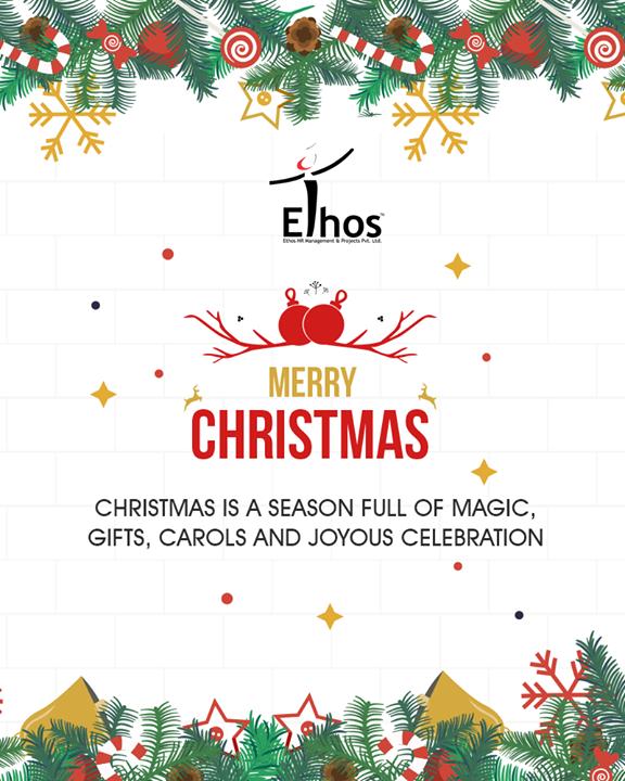 Ethos India,  Christmas, MerryChristmas, Christmas2017, Festival, Cheers, EthosIndia, Ahmedabad, EthosHR, Recruitment, Jobs, Change