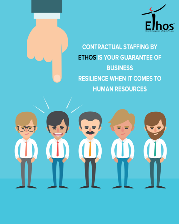 After understanding client priorities in contractual staffing, we identify and hire according to client specifications and maintain HR, Admin and regulatory compliance required by the client.     #EthosIndia #Ahmedabad #EthosHR #Recruitment