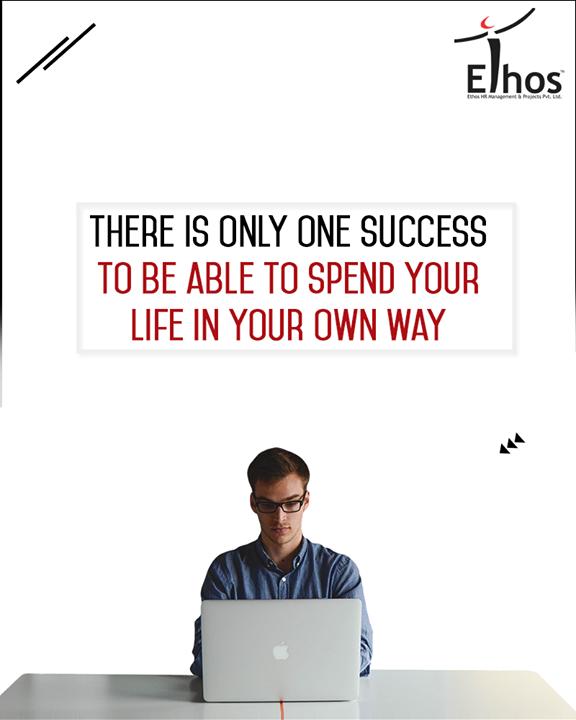 Be successful with Ethos India!  #EthosIndia #Ahmedabad #EthosHR #Recruitment