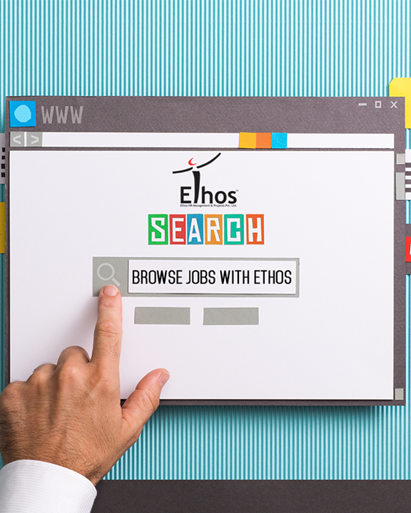 Browse for the best jobs with Ethos.  #EthosIndia #Ahmedabad #EthosHR #Recruitment