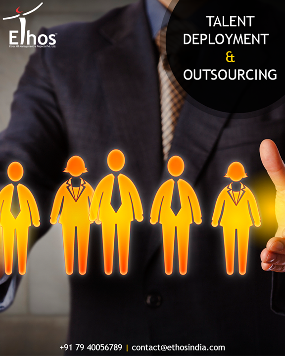 Ethos tries to take care of all life cycle needs of the company for manpower augmentation in various modes related to continuous or seasonal nature by providing administrative, technical or project based professionals wide an outsourced model.  #EthosIndia #Ahmedabad #EthosHR #Recruitment