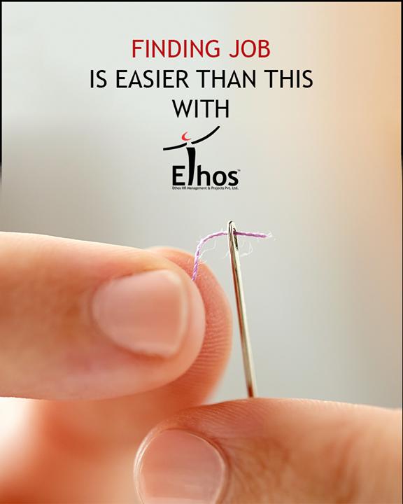Find your dream job with us.  #EthosIndia #Ahmedabad #EthosHR #Recruitment
