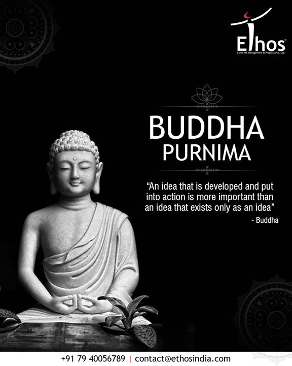Ethos India,  BuddhaPurnima, EthosIndia, Ahmedabad, EthosHR, Recruitment