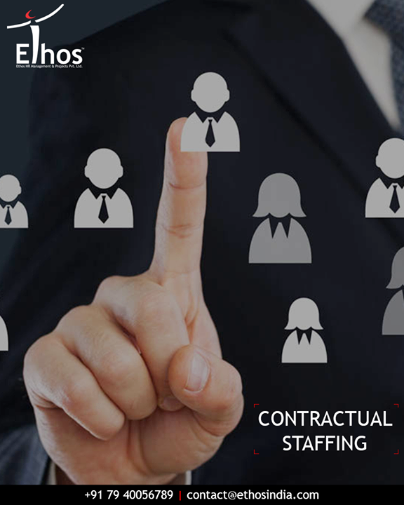 Ethos India helps you to find the best temporary or contractual staffing solutions without spending a fortune.  #EthosIndia #Ahmedabad #EthosHR #Recruitment