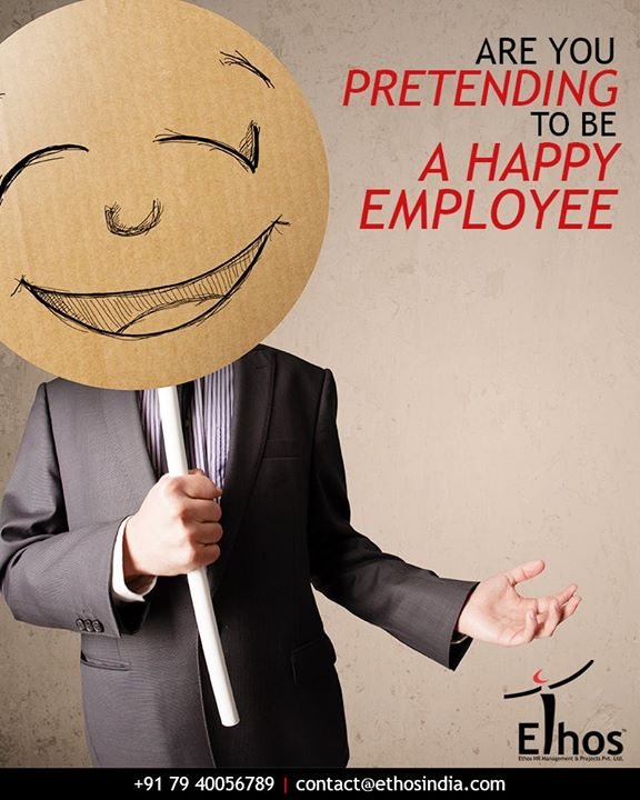 Don't pretend! Get in touch with us.  #EthosIndia #Ahmedabad #EthosHR #Recruitment