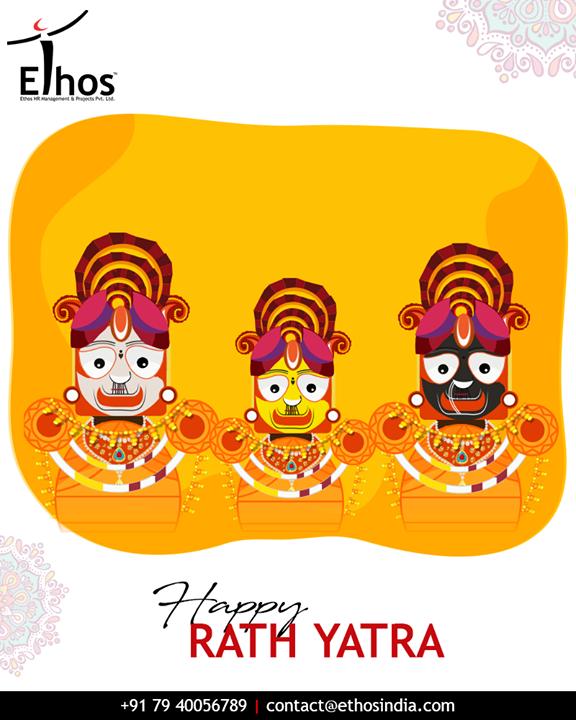 Warm wishes on RathYatra!  #RathYatra2018 #RathYatra #LordJagannath #FestivalOfChariots #Spirituality