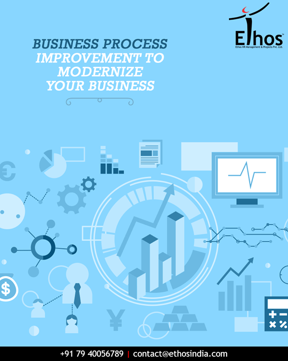 Ethos India's approach to #BusinessProcessImprovement delivers additional value to your business by creating a sustainable framework for improvement while establishing momentum for process excellence across the enterprise.  #BusinessOperations #BusinessImprovementProcess #EthosIndia #Ahmedabad #EthosHR #Recruitment #BPI #RPO #RecruitmentProcessOutsourcing