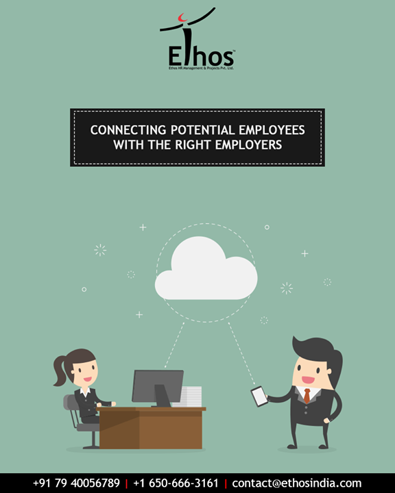 If you are struggling to find the right person to fill a job opening, give Ethos India the opportunity to help you.  We devote ourselves in connecting the potential employees with the right employers.  #EmployeeHunt #BridgingTheGap #JobRecruiters #EthosIndia #Ahmedabad #EthosHR #Recruitment #CareerGuide #BPI #RPO #RecruitmentProcessOutsourcing