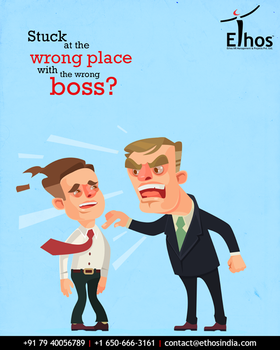 Contact Ethos India if you feel trapped at your current work place.  #WrongPlace #WrongJob #FeelTrapped  #FeelStuck #EthosIndia #Ahmedabad #EthosHR #Recruitment #CareerGuide #India