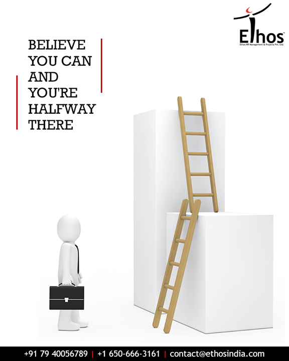 Challenge yourself; wear confidence on your sleeves, stay focused and gear up to find the right career guide!  #TOTD #CareerPath #CareerLadder #EthosIndia #Ahmedabad #EthosHR #Recruitment #CareerGuide #India