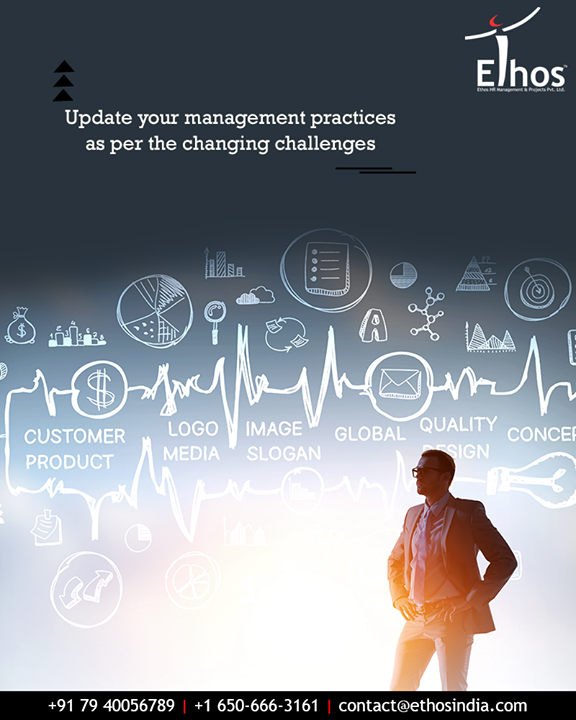 Ethos India,  BusinessImprovementProcesses, UpdateManagementPractice, EthosIndia, Ahmedabad, EthosHR, Recruitment, CareerGuide, India