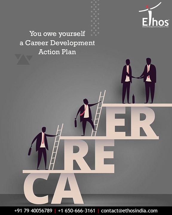 Succeeding in a demanding, changing workplace requires a strategic career management plan. So consider yourself a product to sell, and create a strategy for marketing your workplace value.  #CareerDevelopment #WorkplaceValue #EthosIndia #Ahmedabad #EthosHR #Recruitment #CareerGuide #India