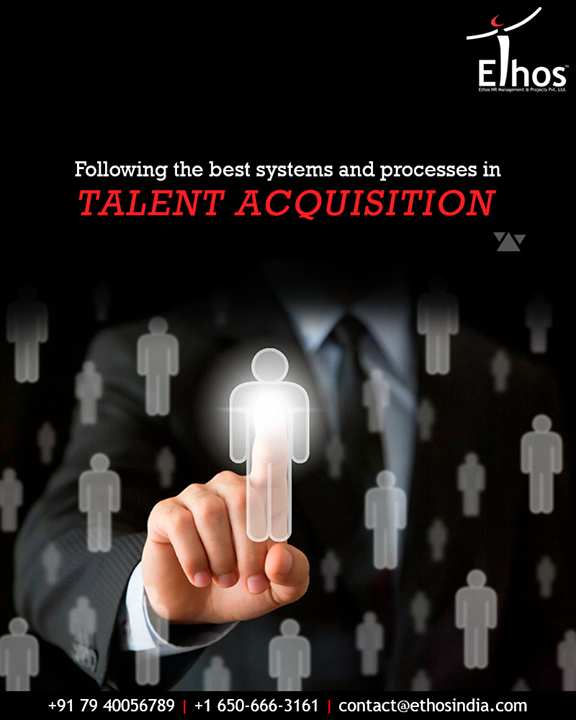 We follow the best systems & processes in the recruitment industry, and so have the ability to serve our clients the relevant & quality profiles with a minimum lead-time.  #TalentAcquisition #EthosIndia #Ahmedabad #EthosHR #Recruitment #CareerGuide #India