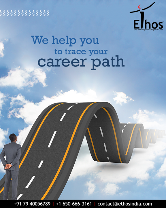 Feel the power that comes from focusing on what excites you and get your career path to be traced with Ethos India.  #CareerOpportunities #EthosIndia #Ahmedabad #EthosHR #Recruitment #CareerGuide #India