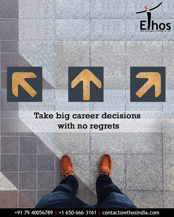 Explore and evaluate your values, interests and skills!  Take big career decisions with no regrets with the guidance of the expert career guide; Ethos India.  #EthosIndia #Ahmedabad #EthosHR #Recruitment #CareerGuide #India