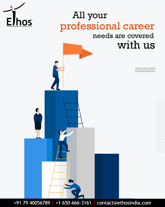 Looking to find an award-winning career guide who can help you to narrow down your career choice?   At Ethos India our teams of experts have all your career needs covered.  #EthosIndia #Ahmedabad #EthosHR #Recruitment #CareerGuide #India