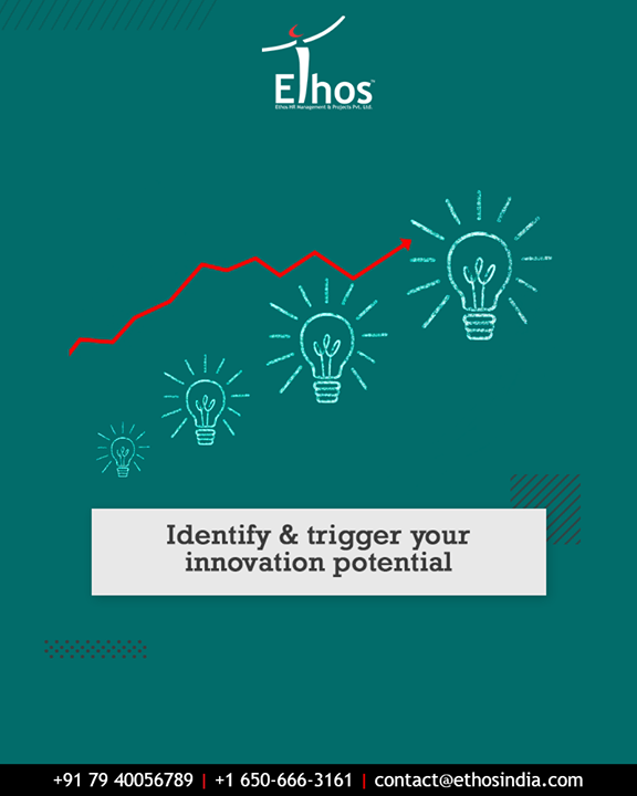 It is innovation that has the power to change your tomorrow!  Identify & trigger your innovation potential with Ethos India.  #EthosIndia #Ahmedabad #EthosHR #Recruitment #CareerGuide #India