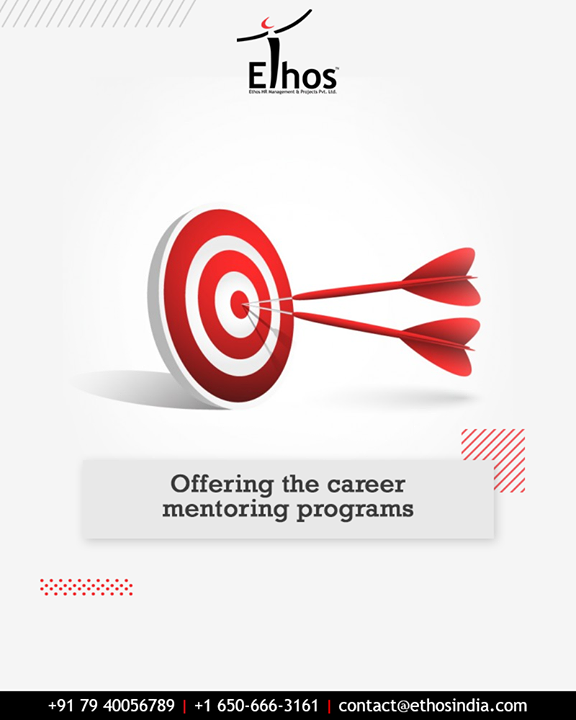 Offering the career mentoring programs in-order to help the youth to face challenges regarding their career goals.  #EthosIndia #Ahmedabad #EthosHR #Recruitment #CareerGuide #India