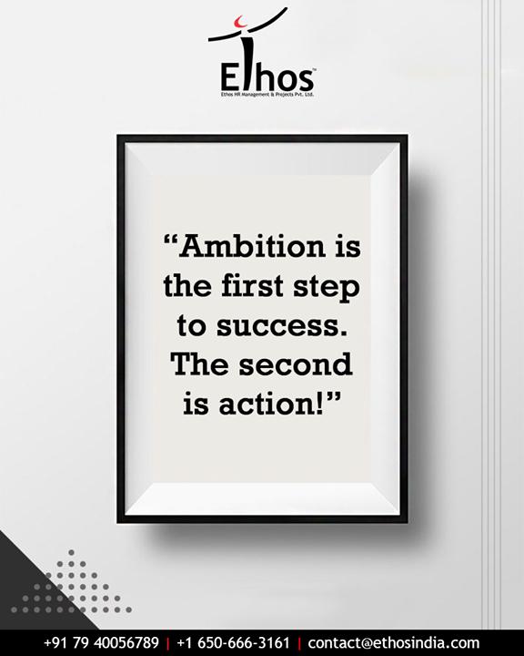 Ethos India,  QOTD, CareerOpportunities, EthosIndia, Ahmedabad, EthosHR, Recruitment, CareerGuide, India