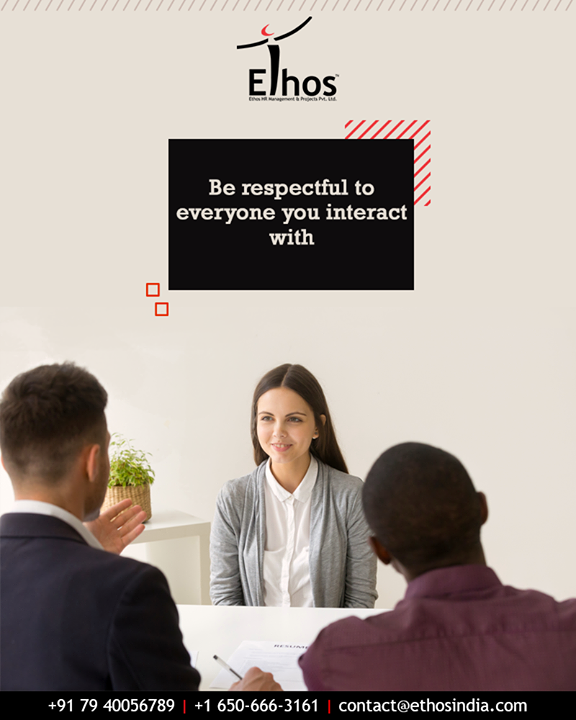 Ethos India,  InterviewTip, EthosIndia, Ahmedabad, EthosHR, Recruitment, CareerGuide, India