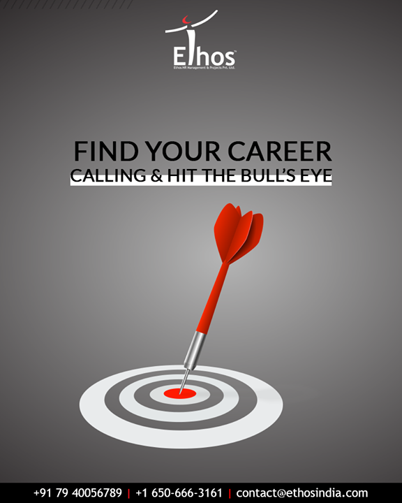 You wish to jump-start a new career but unsure where, to begin with?  Get in touch and we will help you to find the right career call and hit the bull's eye.  #EthosIndia #Ahmedabad #EthosHR #Recruitment #CareerGuide #India