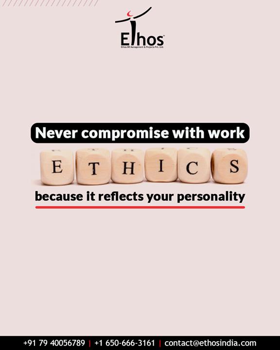 Ethos India,  MondayMotivation, QOTD, EthosIndia, Ahmedabad, EthosHR, Recruitment, CareerGuide, India