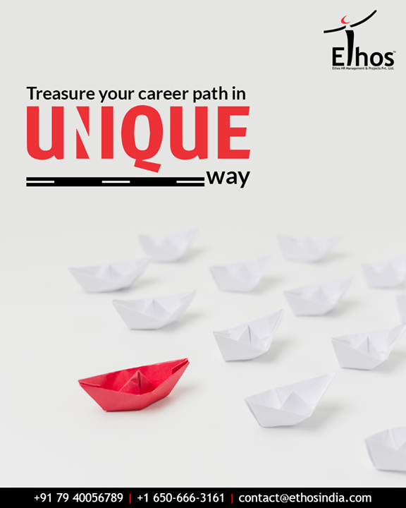 A successful career cannot be crafted overnight. It requires consistency and a good plan. Get your career path treasured in a unique way with us!  #EthosIndia #Ahmedabad #EthosHR #Recruitment #CareerGuide #India