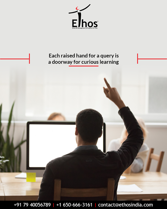 We at Ethos India  ensure to answer and address all your queries in order to make your career confusions crystal clear.  #EthosIndia #Ahmedabad #EthosHR #Recruitment #CareerGuide #India