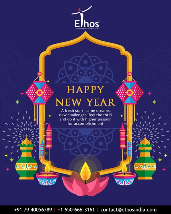 Ethos India,  NewYear, HappyNewYear, SaalMubarak, IndianFestivals, Celebration, Diwali2019, Diwali, FestivalOfLight, FestivalOfJoy, FestiveSeason, EthosIndia, Ahmedabad, EthosHR, Recruitment, CareerGuide, India