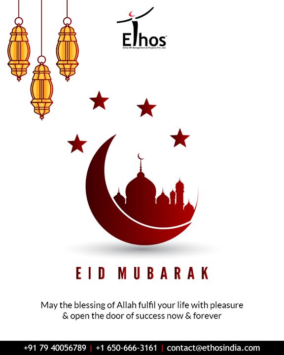 Ethos India,  EideMilad, EidMubarak, EthosIndia, Ahmedabad, EthosHR, Recruitment, CareerGuide, India