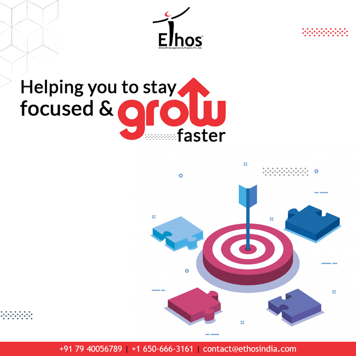 Thinking why to get in touch with a consultancy agency?  Do so, because they help you to stay focused & grow faster by taking well-informed decisions.  #CareerOptions #CareerGrowth #EthosIndia #Ahmedabad #EthosHR #Recruitment #CareerGuide #India