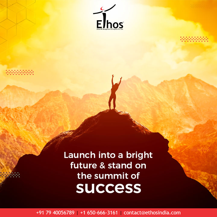 Launch into a bright future and stand on the summit of success with our expert career guidance.  #ExpertCareerGuide #CareerOptions #CareerGrowth #EthosIndia #Ahmedabad #EthosHR #Recruitment #CareerGuide #India
