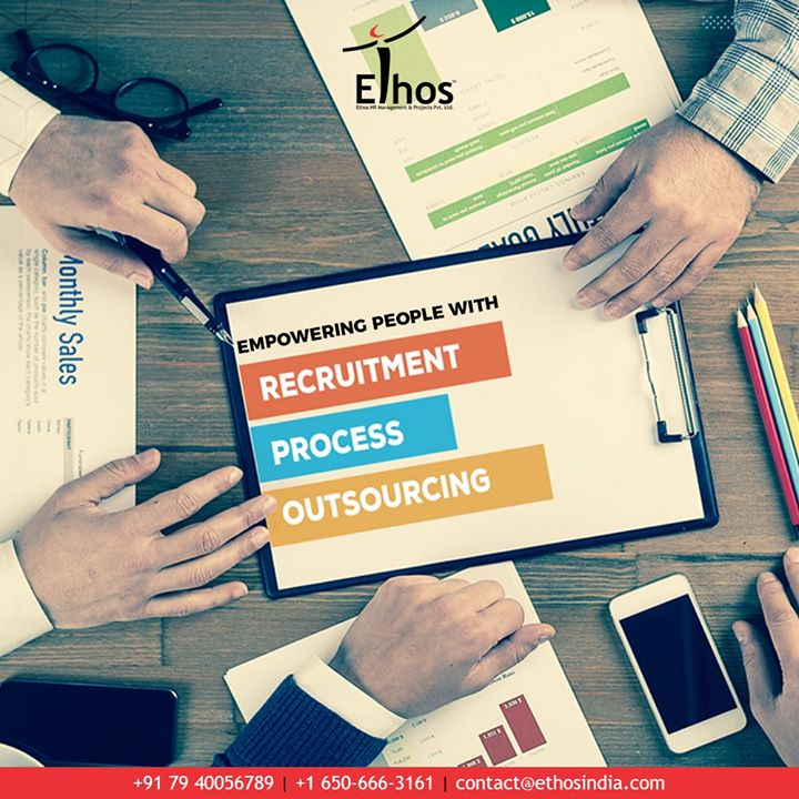 At Ethos India, we offer customized and scalablerecruitment outsourcing solutions to bridge the gap between employees and employment.  #RPO #EthosIndia #Ahmedabad #EthosHR #Recruitment #CareerGuide #India