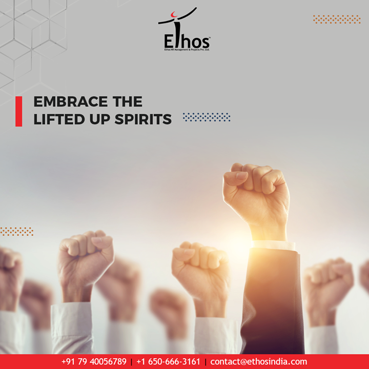 Embrace the lifted up spirits and understand that failure is not the bipolar opposite of success.  #EthosIndia #Ahmedabad #EthosHR #Recruitment #CareerGuide #India