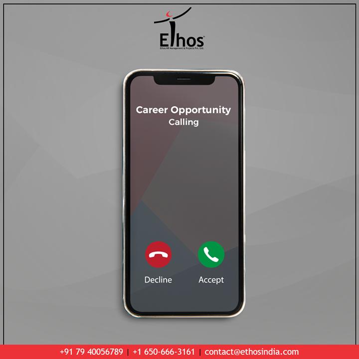Ethos India,  TrendingFormat, CareerOpportunity, EthosIndia, Ahmedabad, EthosHR, Recruitment, CareerGuide, India