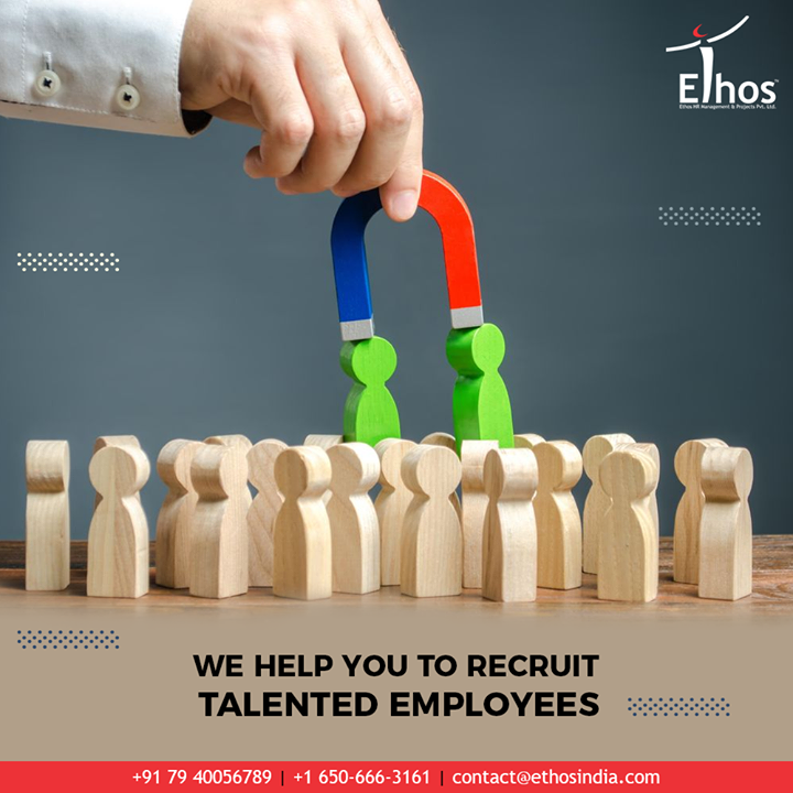 Offering talent Search & headhunting as a key area of our service, we help agencies to recruit talented employees.  #TalentSourcing #HeadHunters #TalentSearch #EthosIndia #Ahmedabad #EthosHR #Recruitment #CareerGuide #India