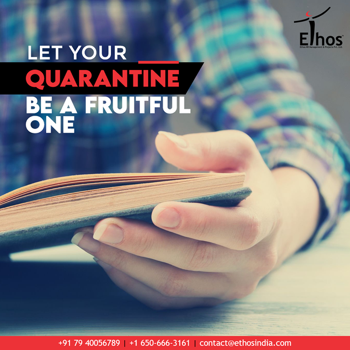 Ethos India,  quarantine, FightCorona, CareerOpportunity, EthosIndia, Ahmedabad, EthosHR, Recruitment, CareerGuide, India