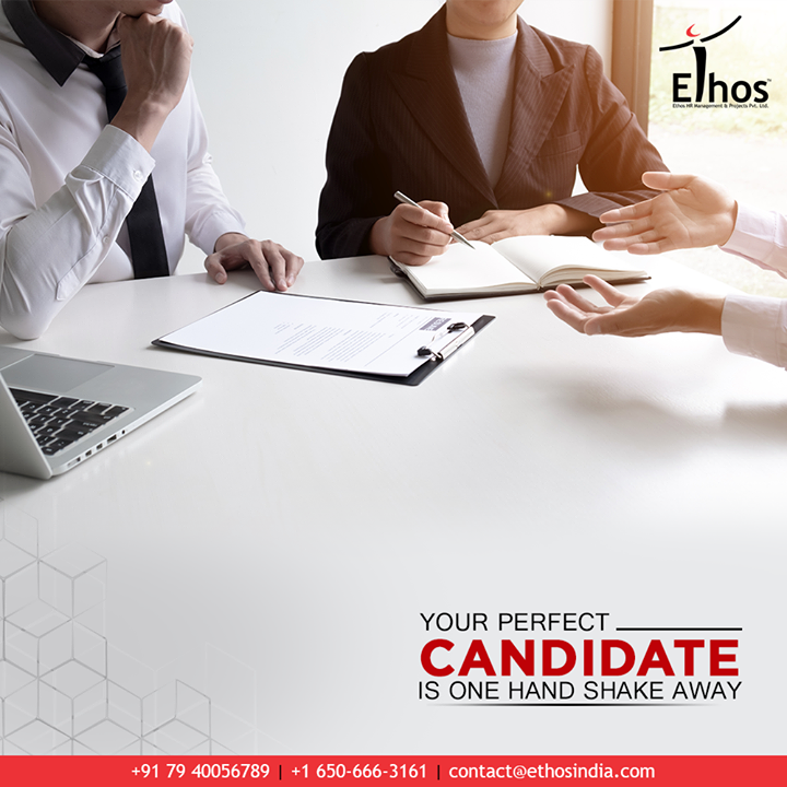 We will Reduce your Stress and Find an Apt Candidate for you.  #EthosIndia #Ahmedabad #EthosHR #Recruitment #CareerGuide #India