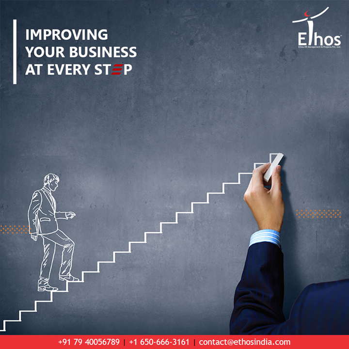 There are a lot of Challenges in your Business World, we will Strategically Improve your Business by providing Organizational Scalability & Sustained Growth through Optimized Resources-Manpower and Material.  #EthosIndia #Ahmedabad #EthosHR #Recruitment #CareerGuide #India